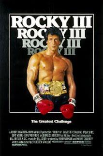 Poster de Rocky III