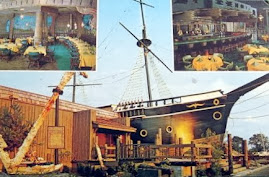 CINCINNATI POSTCARDS: The Windjammer Restaurant