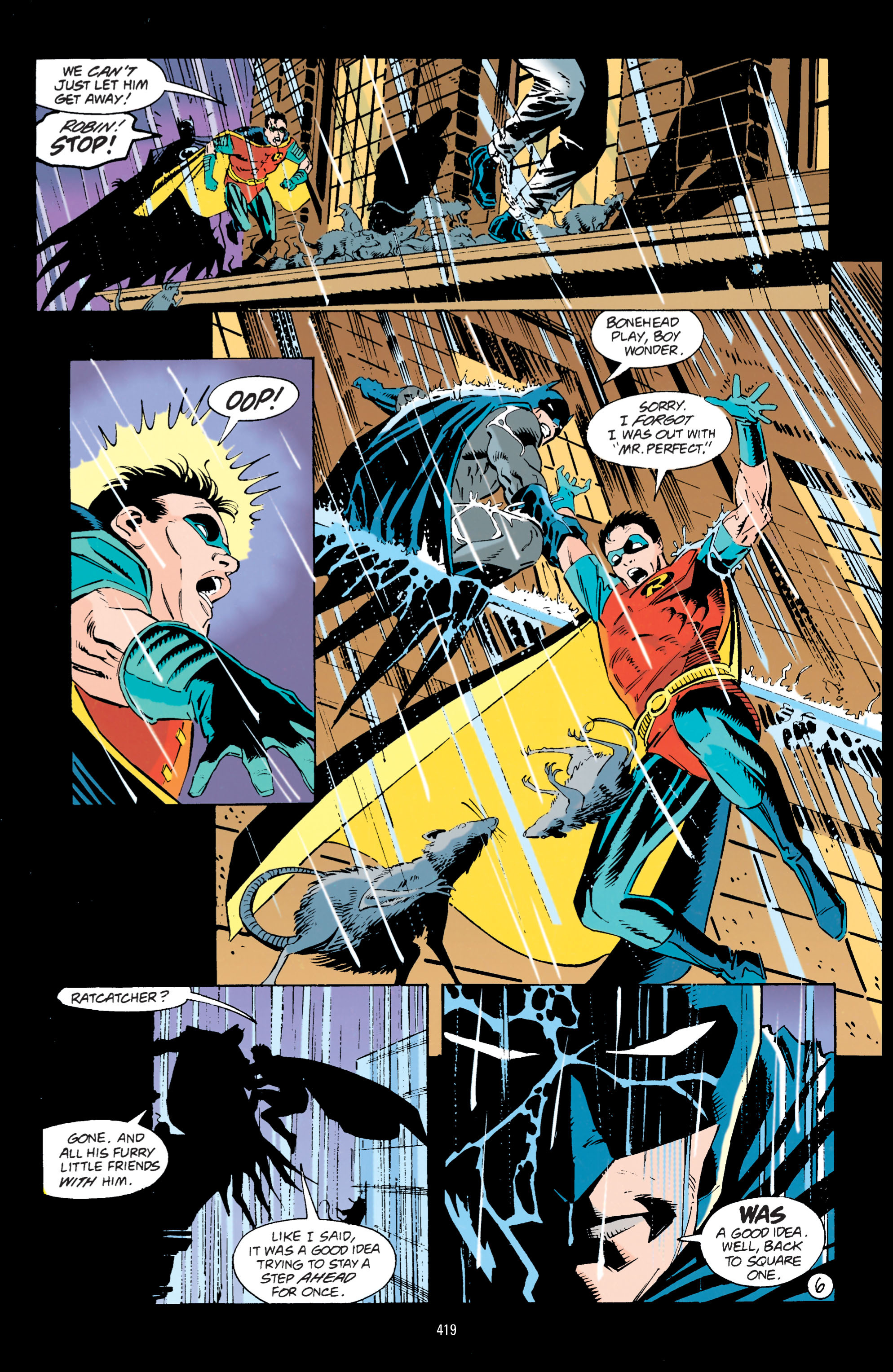 Detective Comics (1937) Issue #679 Page 7