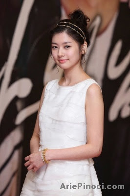 Jung So Min Naughty Kiss Pictures