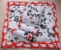 Animal in the Zoo Quilt Set
