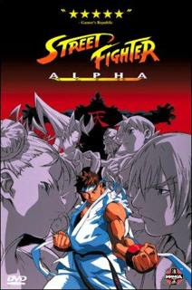 Street Fighter Alpha Online