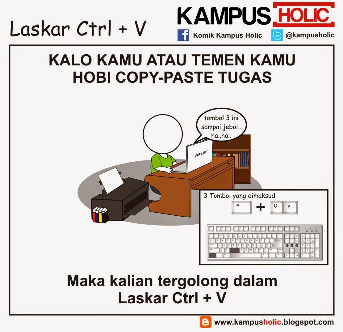 #689 Laskar Ctrl + V