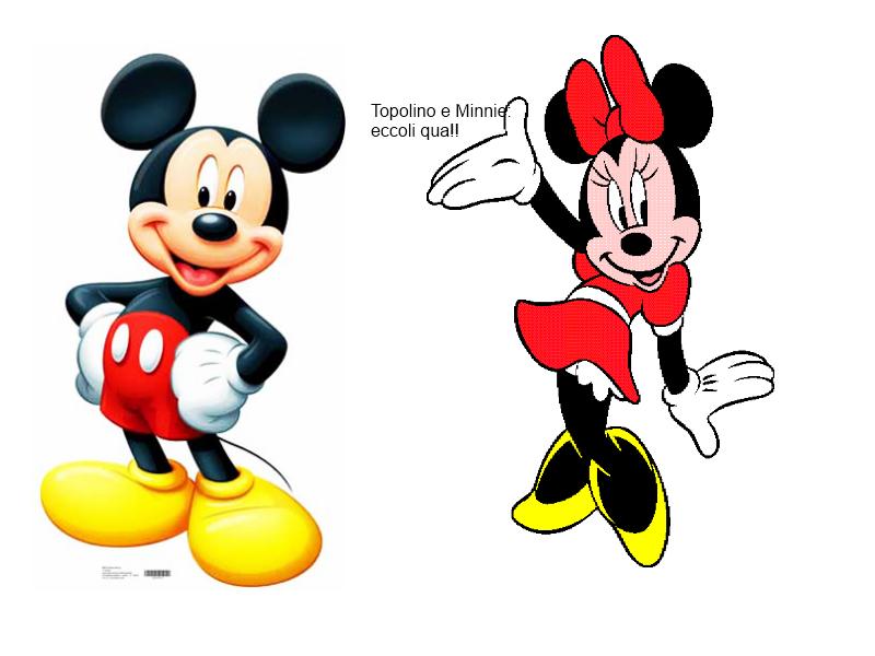 Letto minnie e topolino decora la tua vita - Completo letto minnie e topolino ...
