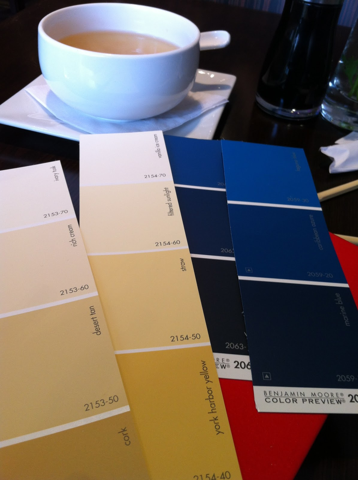 Thinking About... Wall Colors. | On Common Ground