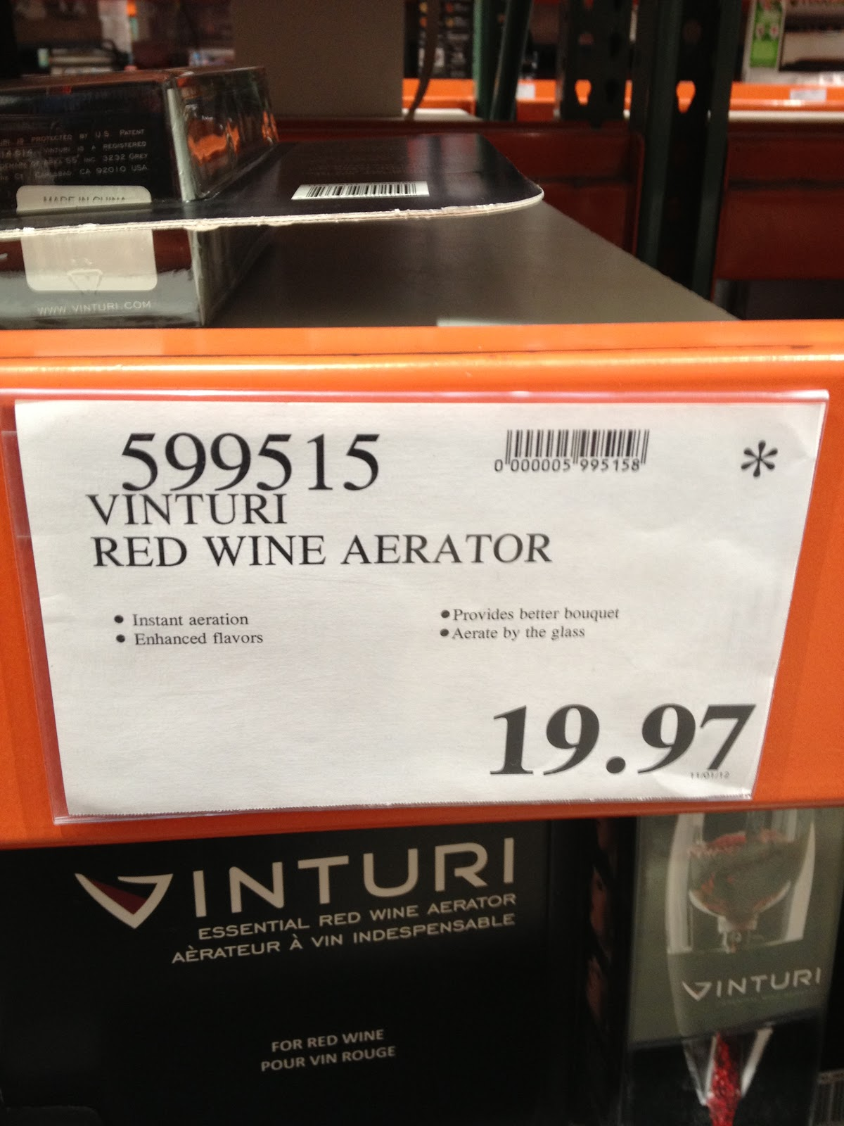 the wellesley wine press costco value alert s the price ending in 7 at costco is our cue that it s a closeout so buy now if you want one at this price