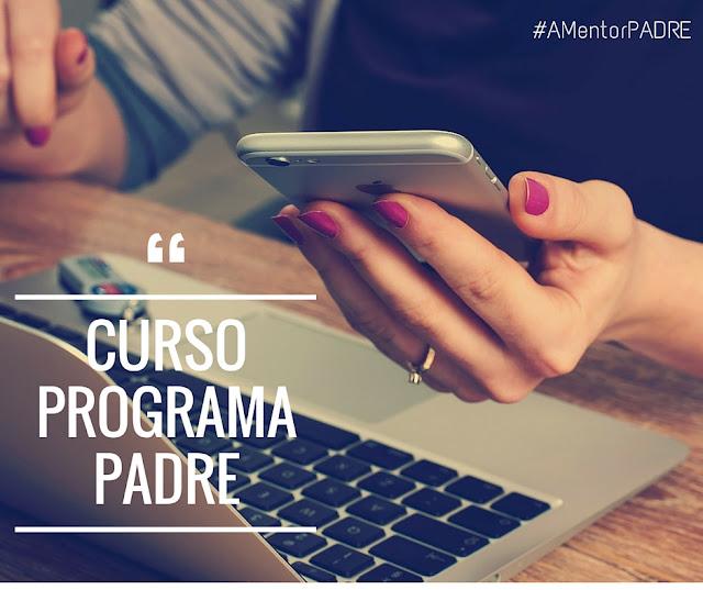 Programa PADRE - Curso online