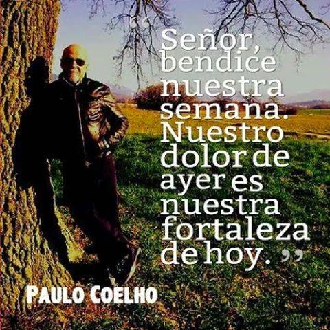 Oracion a Dios | Paulo Coelho