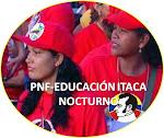 Blog PNF- Educación  Itacas Nocturno