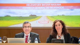 Eroski aplica un ERE en sus oficinas y almacenes de distribución de Madrid y Málaga