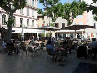 Place d'Université, Valence