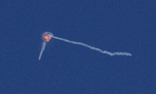 Rudal PAC-3 MSE menghancurkan target