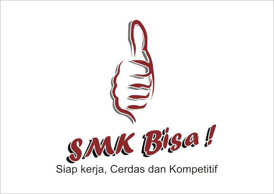 Download Logo SMK Bisa Vector