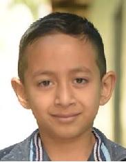 Angel - Honduras (El Tablon), Age 8