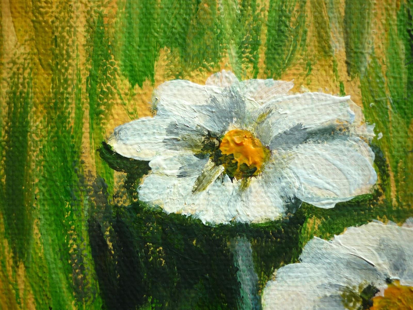 Renata Gross Obrazy Polne Kwiaty
