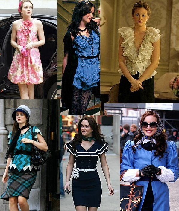 pics Blair Waldorf Would Wear Everything in This Collection