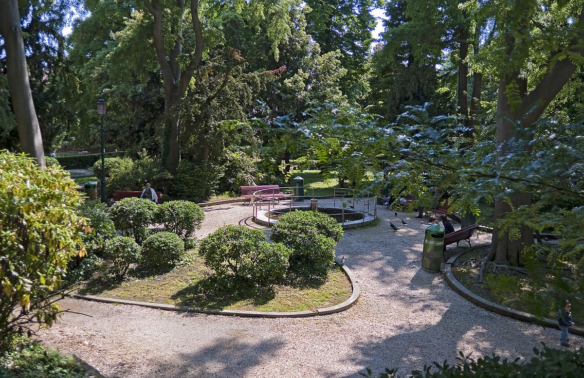 Descubriendo ciudades los jardines de venecia un for Jardin de invierno sa