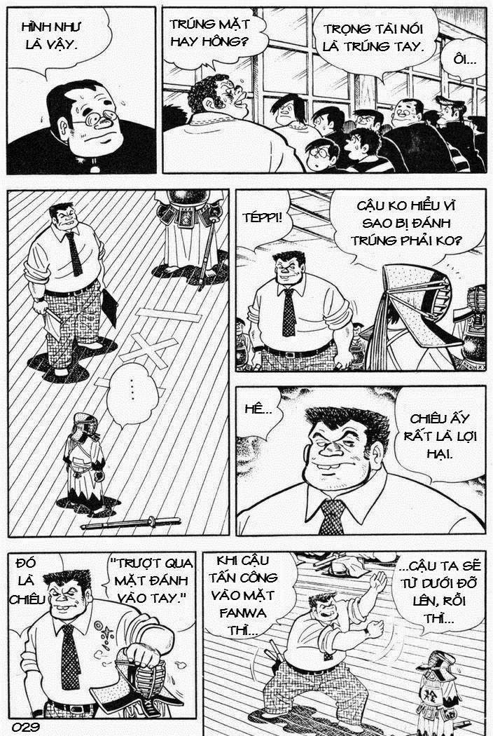 Siêu quậy Teppi chap 85 - Trang 29