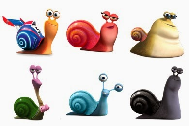 Turbo characters