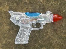 RAY GUN GIAPPONESE
