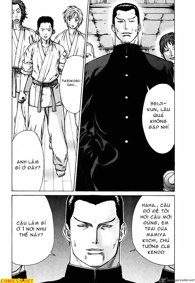 Karate Shoukoushi Kohinata Minoru chap 12 Trang 3