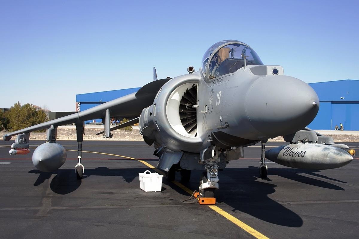AV-8B Harrier II Wallpaper 3