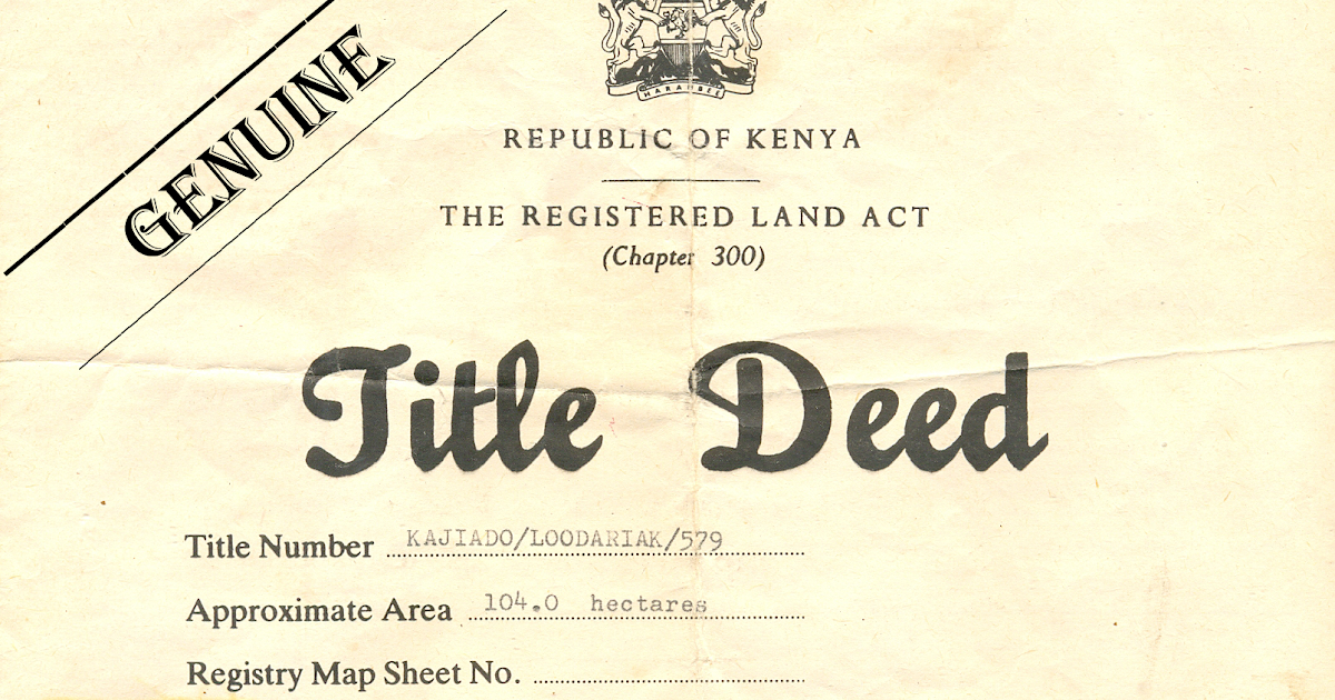 Ciri S Life Coach How To Verify Your Land Title Deed Is