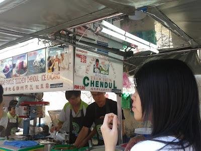 (Malaysia) - Penang - Flea markets
