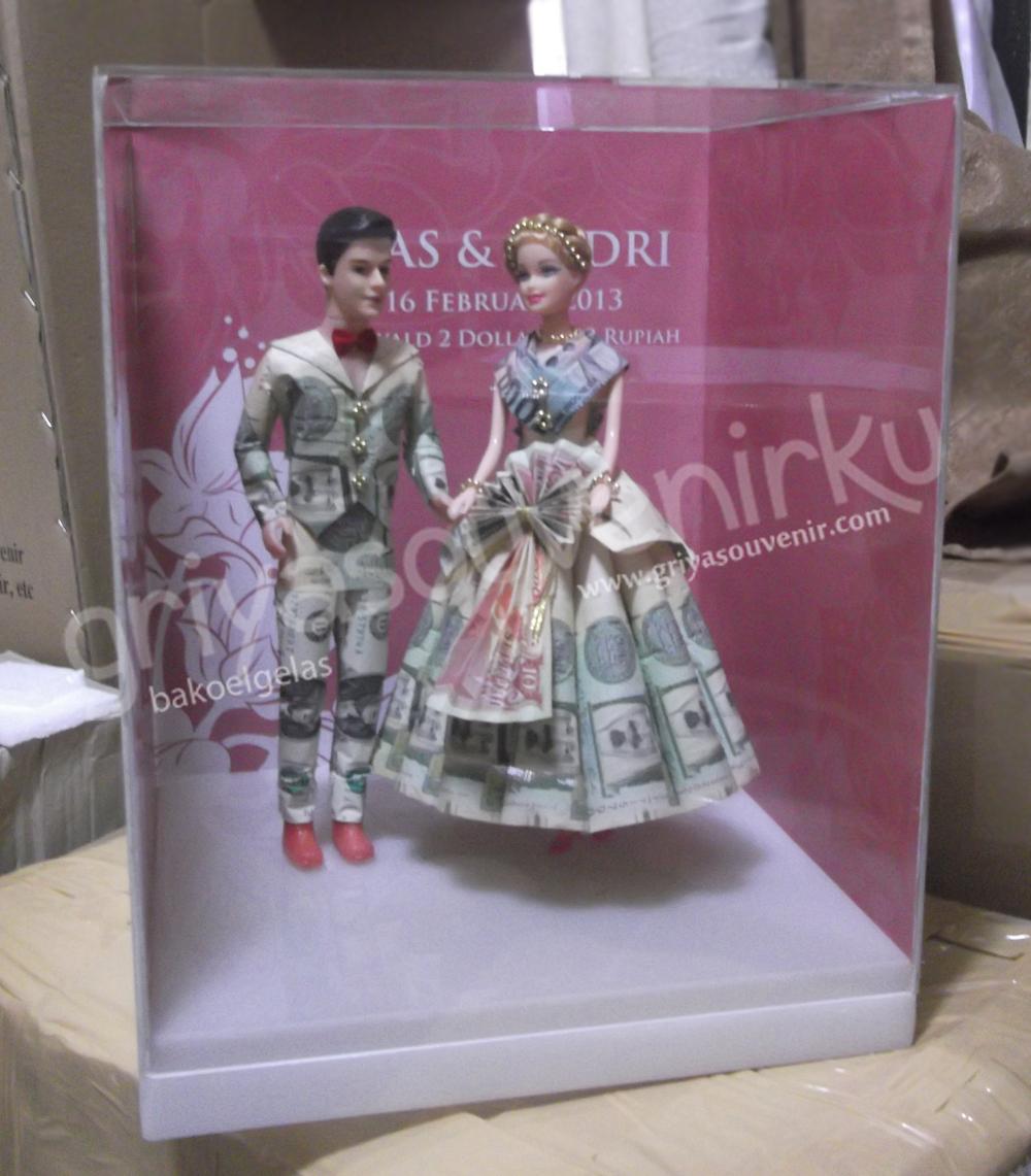 Mahar Pengantin Barbie - Order Mb Tyas CILEGON