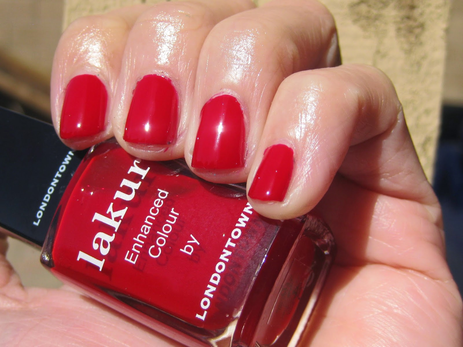 Londontown Lakur Enhanced Colour Nail Lacquers Swatches, Review ...