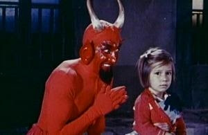 Still from SANTA CLAUS (VS. THE DEVIL) (1959/60)