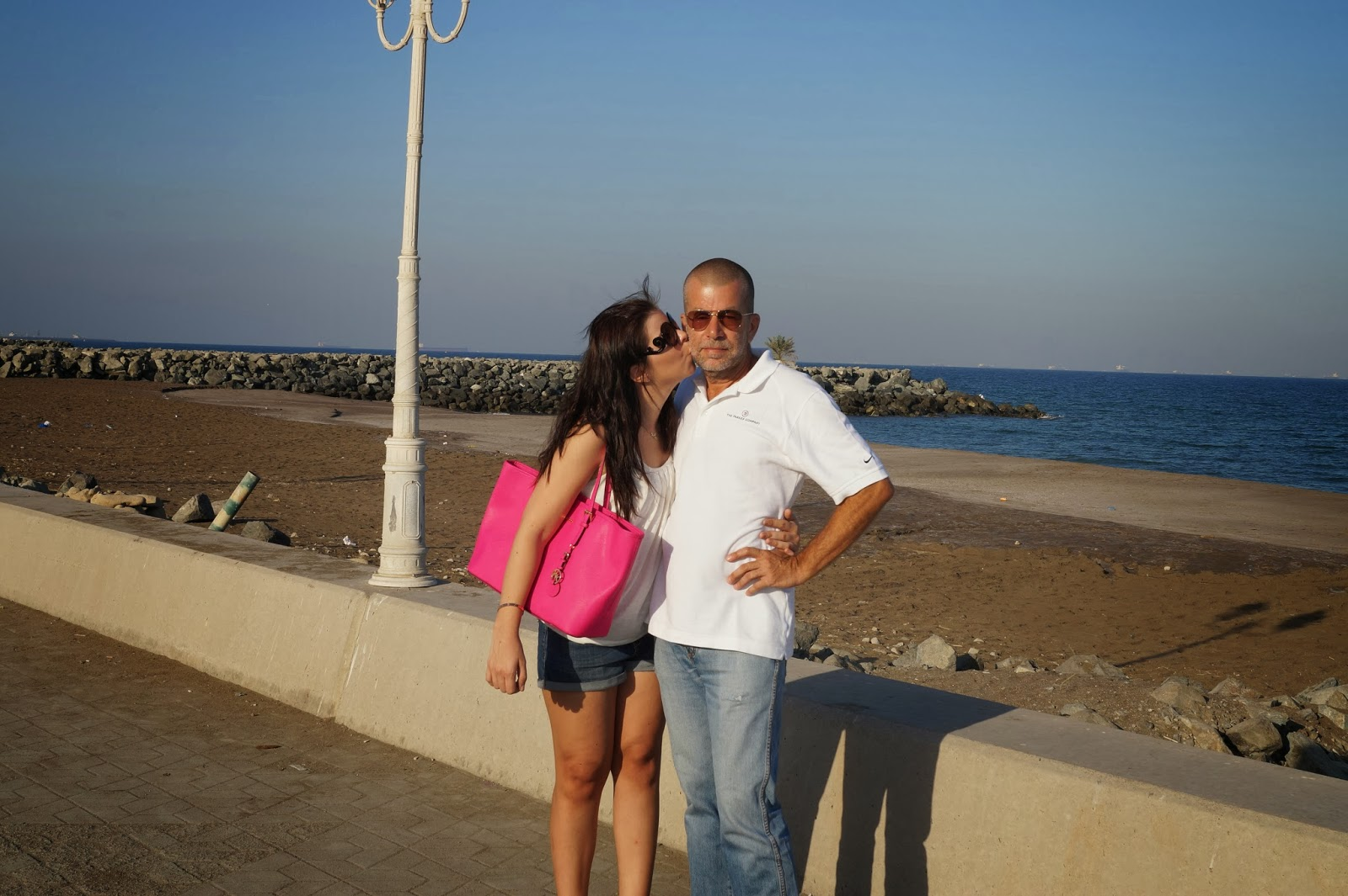 Daddy Kisses In Fujairah