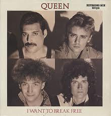 Queen I Wan To Break Free