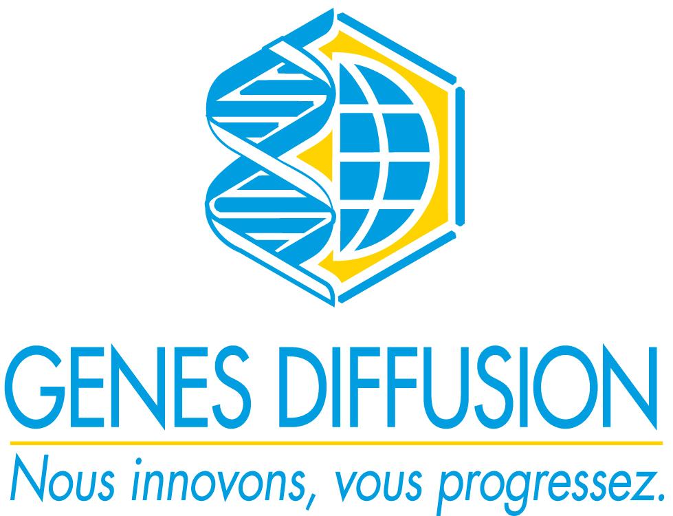 Gènes diffusion