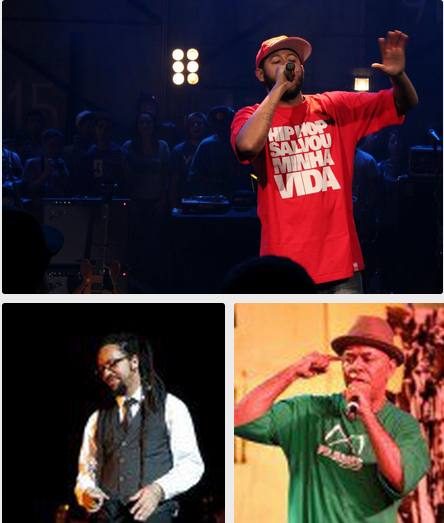 3 shows gratuitos de rap para curtir no Sesc Itaquera