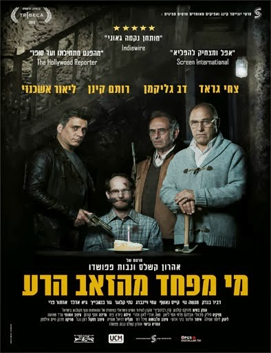Ver Big Bad Wolves (2013) Online