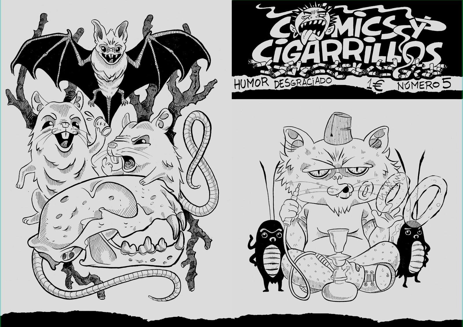 Cómics y Cigarrillos #5