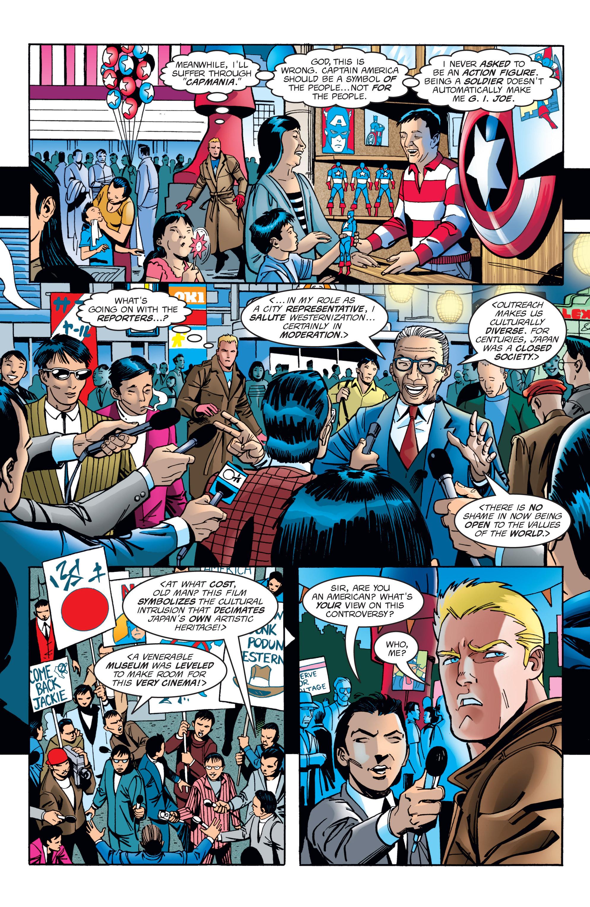 Captain America (1998) Issue #1 #4 - English 19