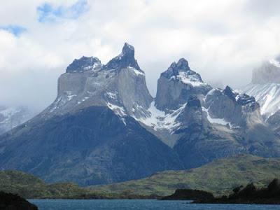 Cordillera del Paine, Chile