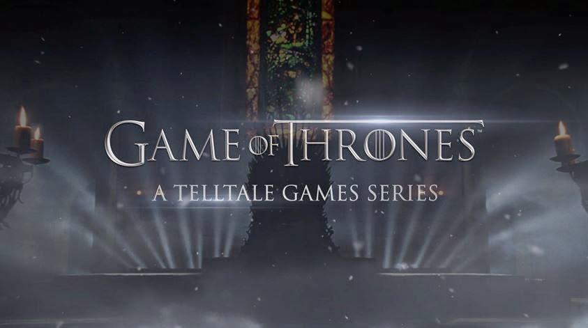 الكشف عن الفيديو التشويقي الأول للعبة Game Of Thrones