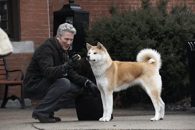 Parker Wilson junto a su perro fiel.