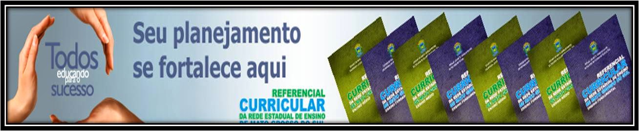 Referencial Curricular Ensino Médio SED-MS