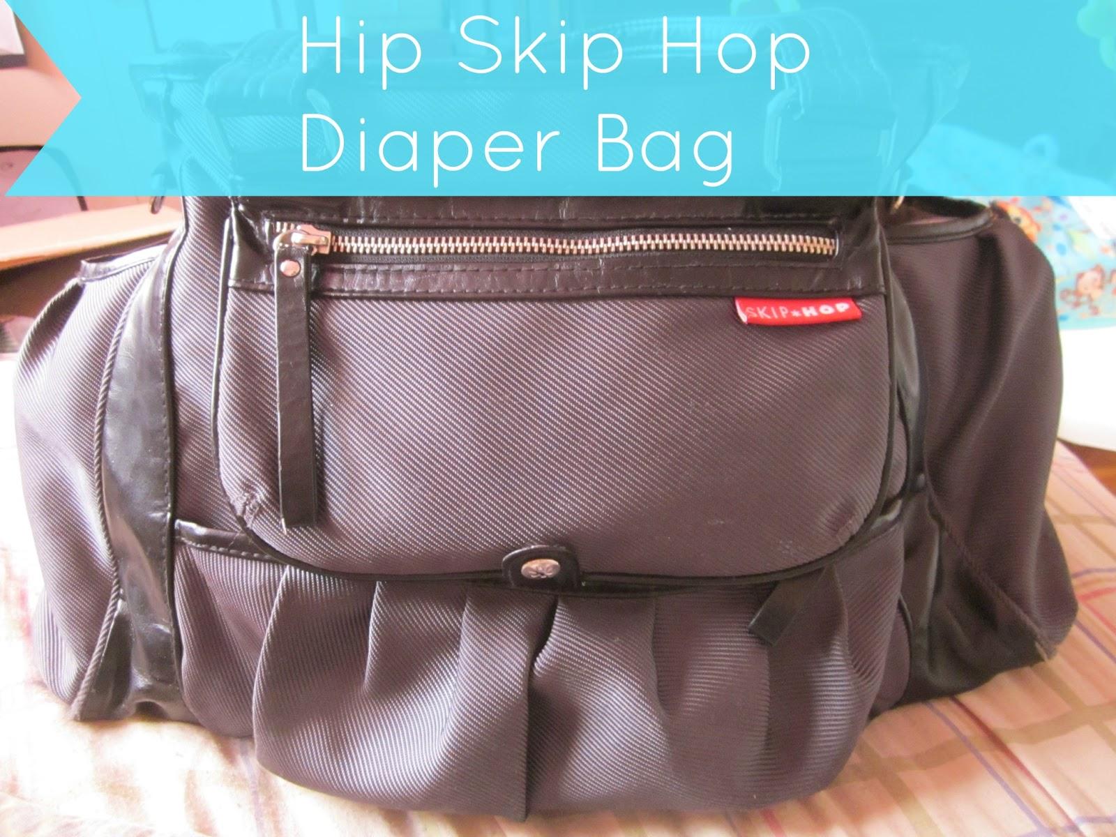 hip skip hop diaper bag