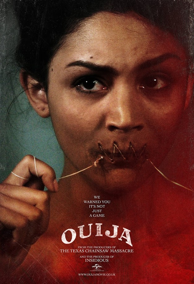 """""""Ouija - O Jogo dos Espíritos"""" ganha novo pôster no Halloween"""