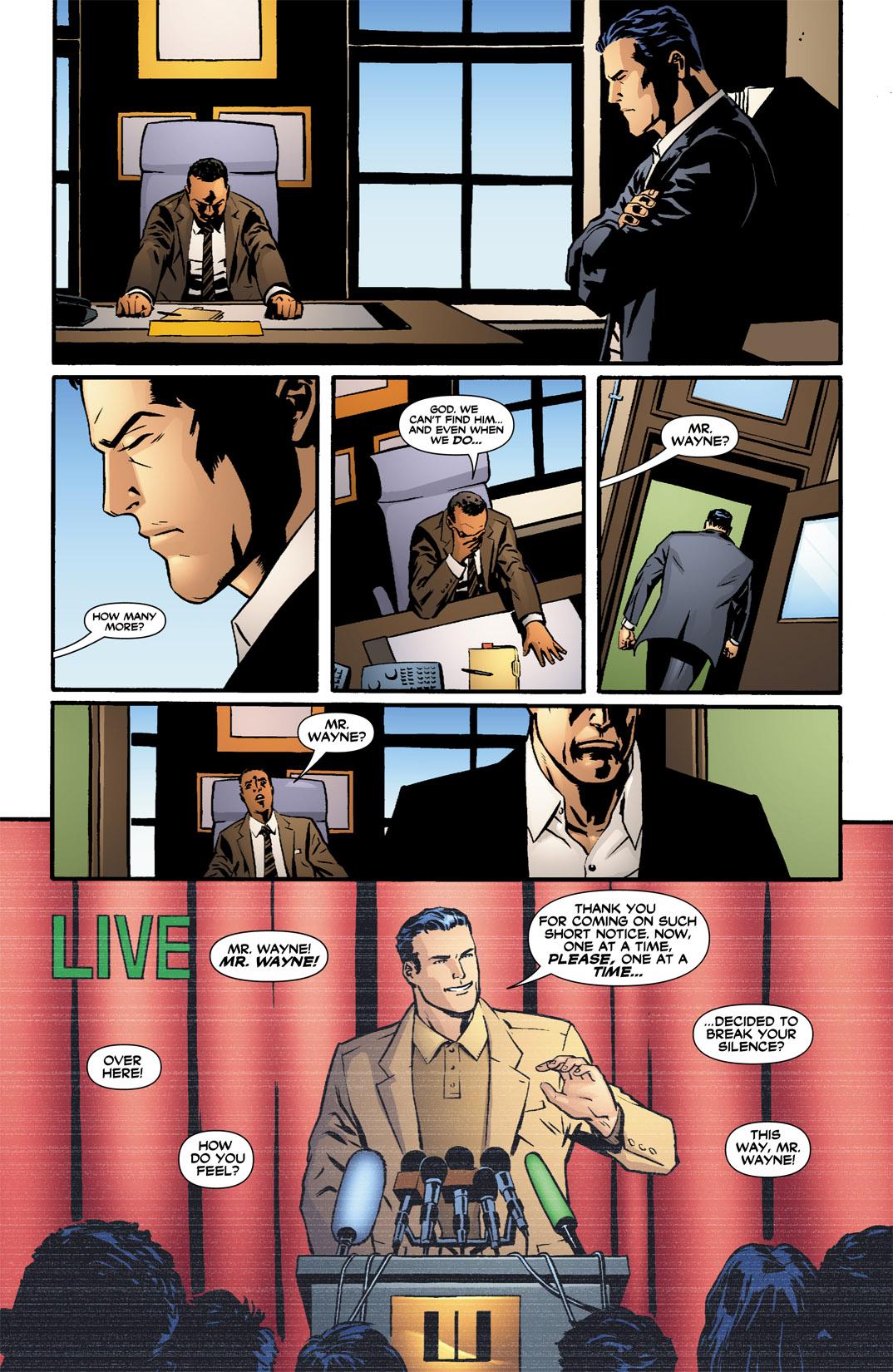 Detective Comics (1937) 815 Page 21