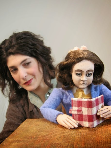 Anne Frank: Within and Without | Center for Puppetry Arts