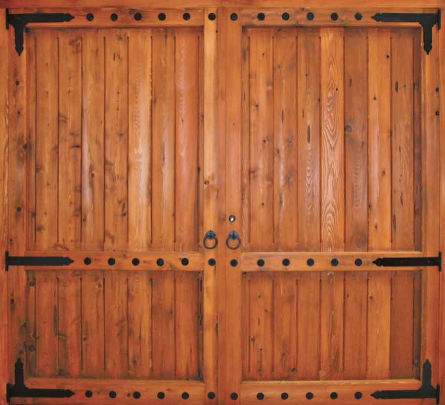 Neo victorian life 2 0 diy custom designed carriage doors - Barn door patterns ...