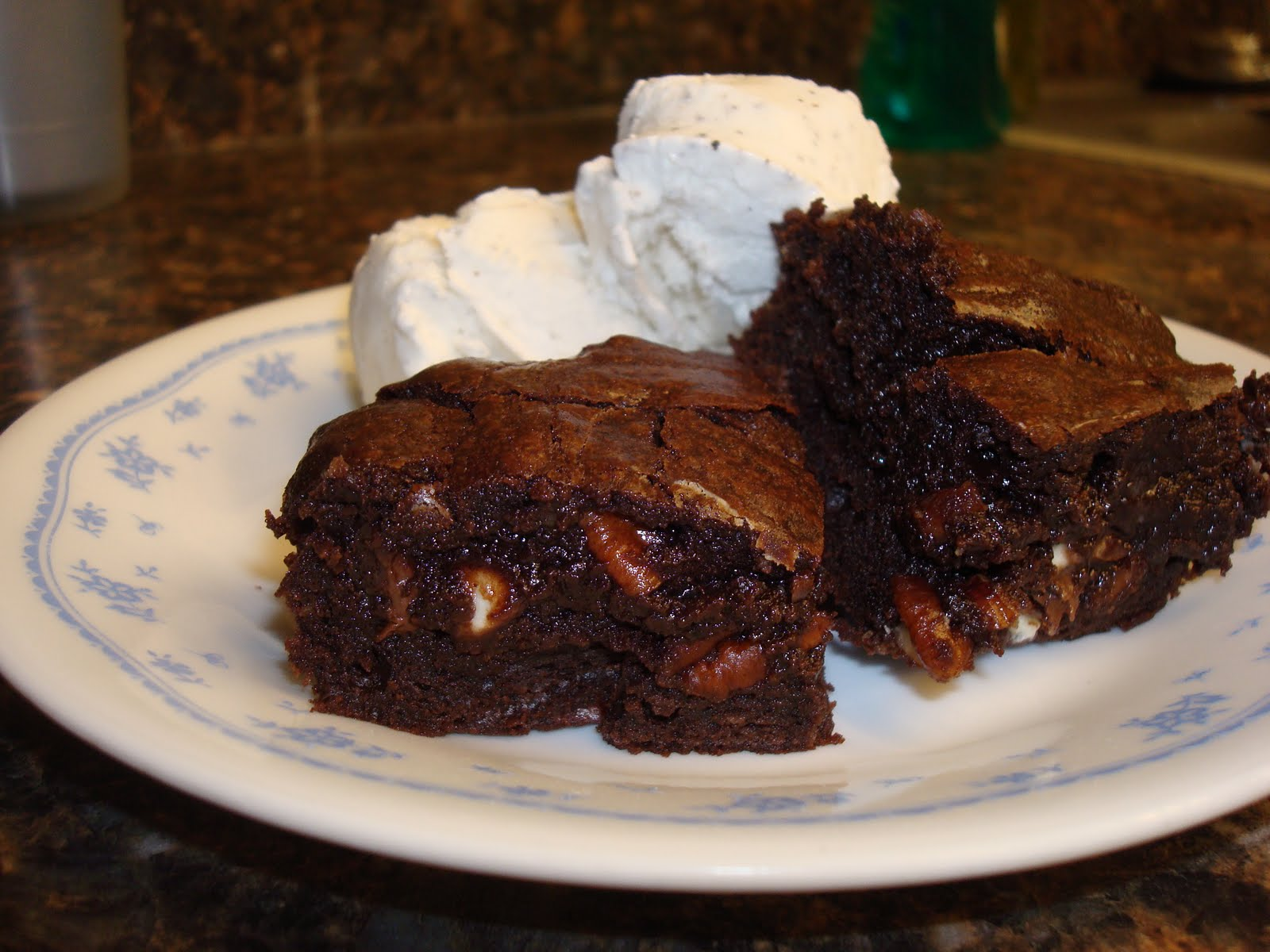 Make lemonade and more!: Triple Chocolate Brownies