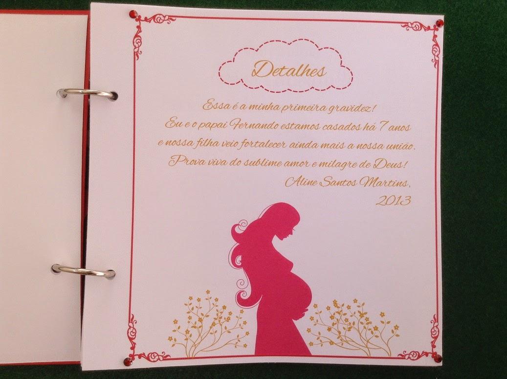 presente criativo grávida, gestante, gravidez
