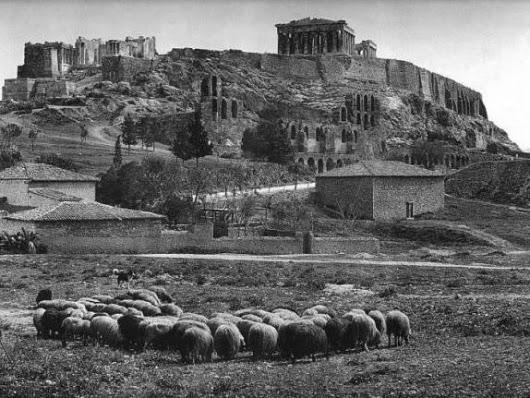 Δείτε πως λέγονταν παλιά οι γειτονιές της Αθήνας